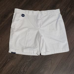 👖IZOD NEWPORT OXFORD FLATFRONT SHORTS👖